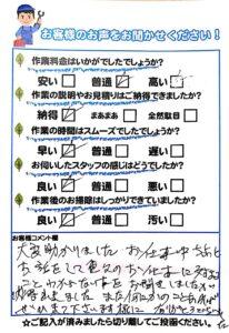 富士市洗濯水栓