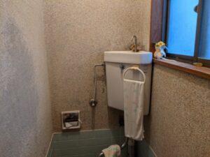 裾野市トイレ修理
