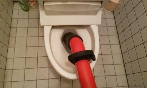トイレつまり ローポンプ