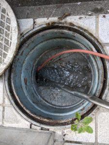静岡市葵区高圧洗浄
