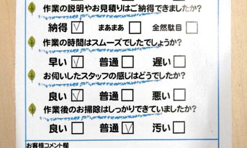 静岡市駿河区 井戸ポンプ交換