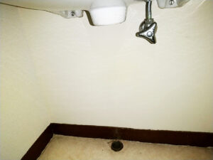 洗面排水トラップ