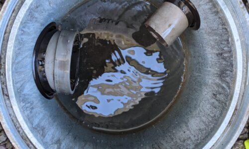 静岡市外排水つまり