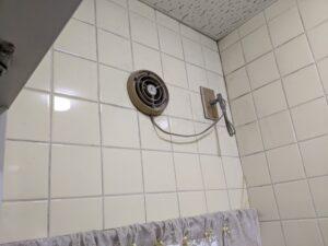 トイレ換気扇
