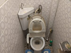 掛川市トイレ修理