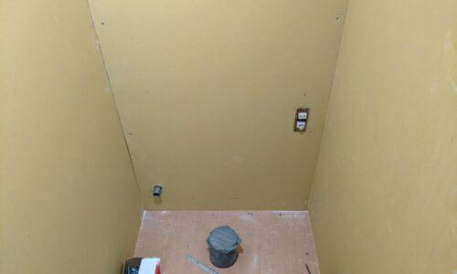 トイレ室内工事