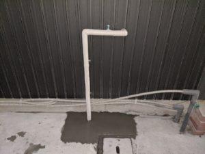 給水管修理