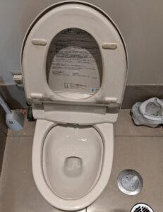長泉町トイレつまり直し