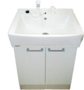 洗面水栓の水を止める