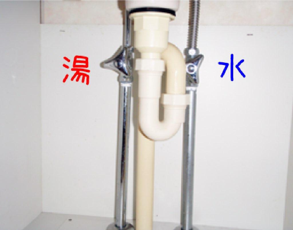 ストレート止水栓