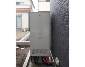 エコキュート 電気温水器